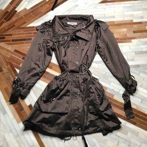Marni Brown Utility Jacket